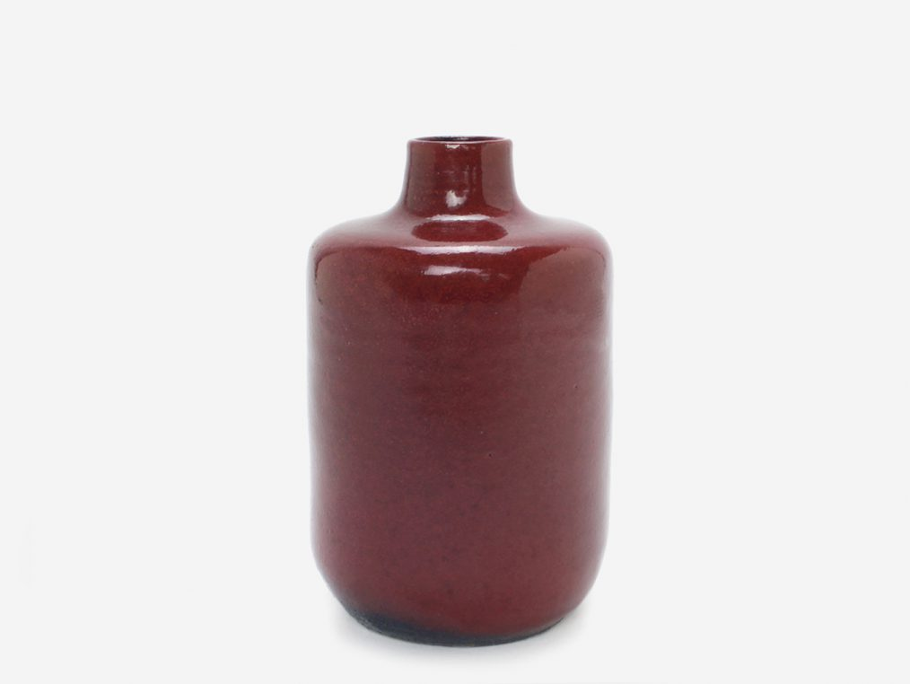 meindert zaalberg vaas rood