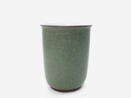 zaalberg vaas groen