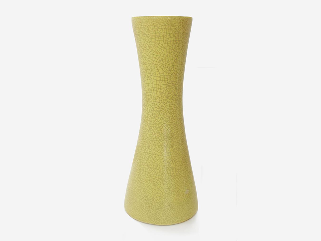 silberdistel vase